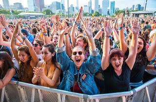 Lollapalooza 2017, Sunday