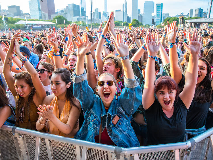 You guide to Lollapalooza