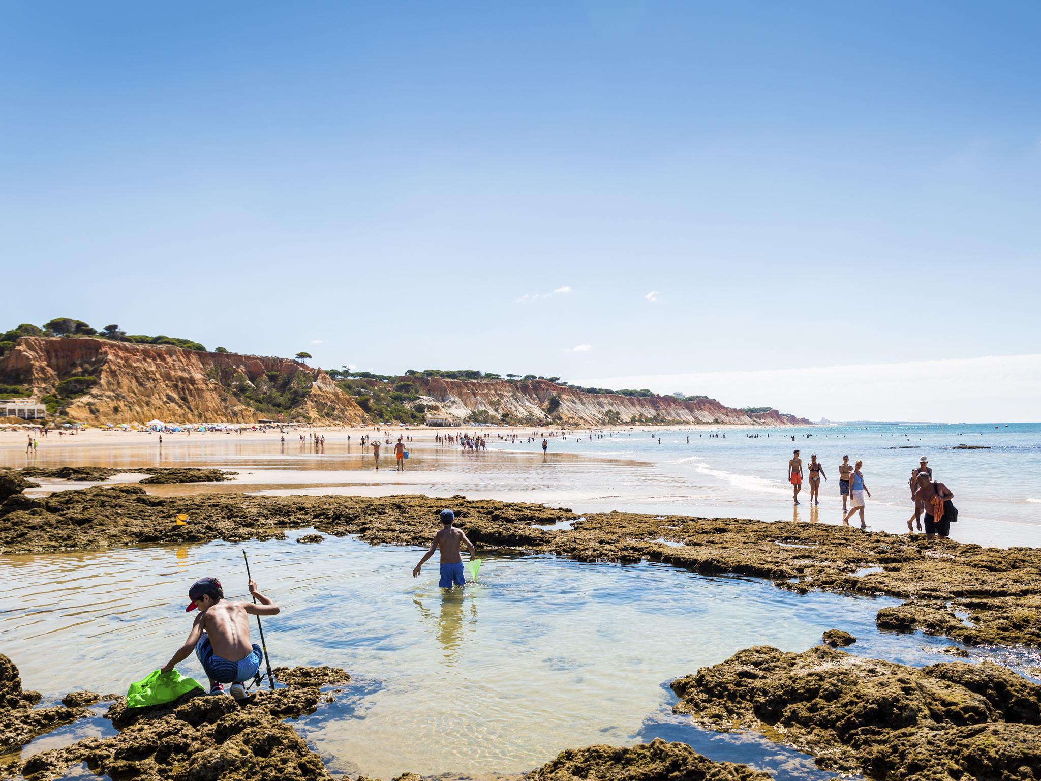 praia do Barranco do belharuco