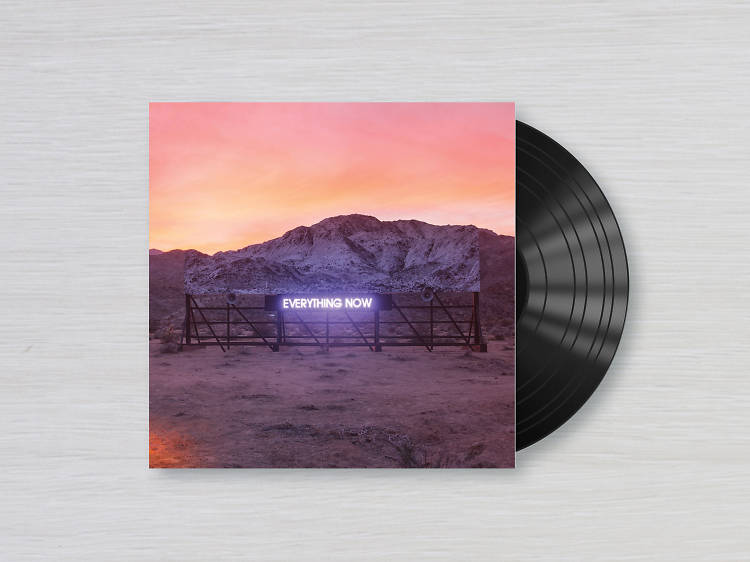 'Everything Now', Arcade Fire