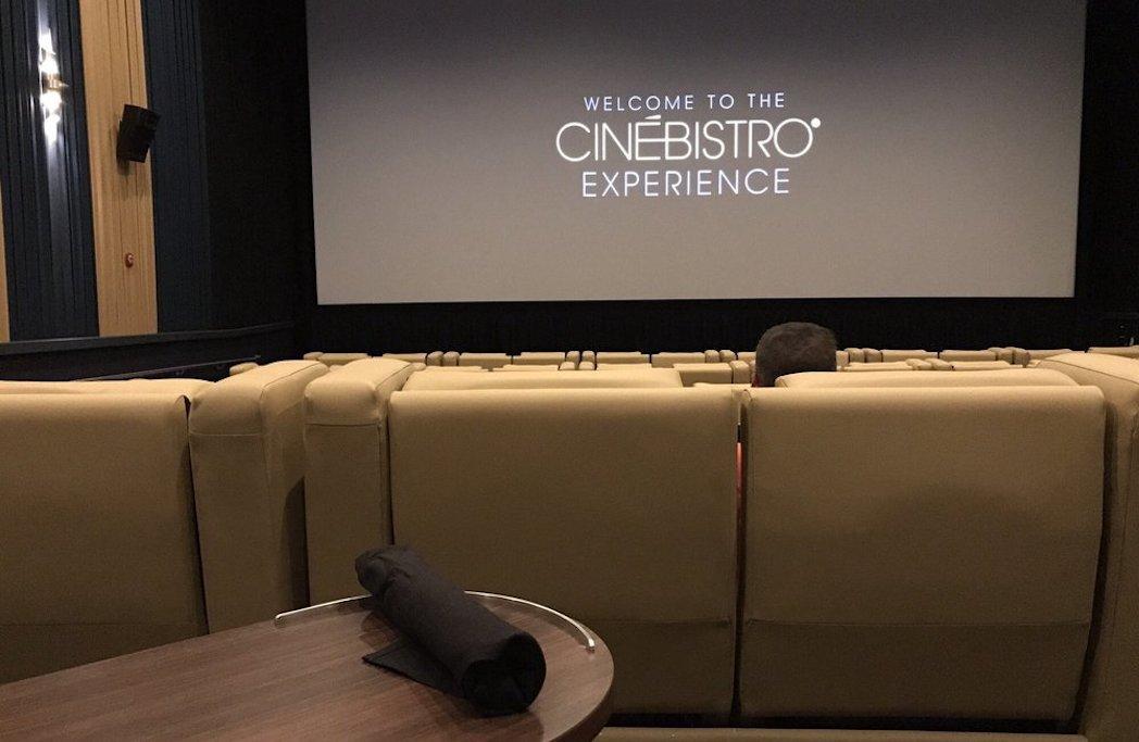 CinéBistro at CityPlace Doral