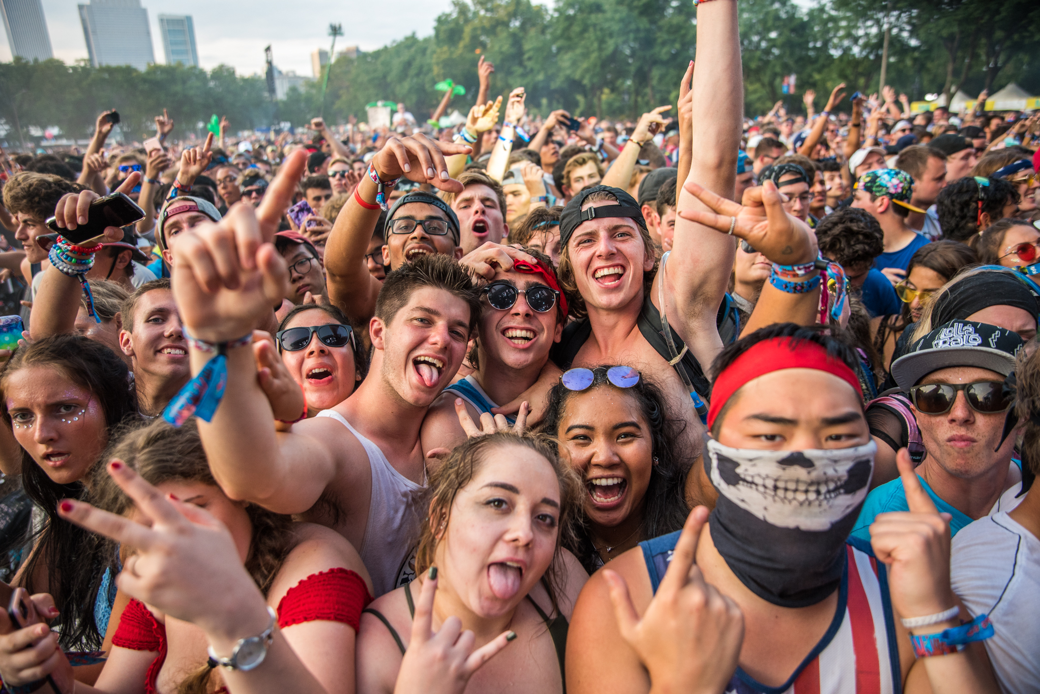 Here's the Lollapalooza 2018 schedule