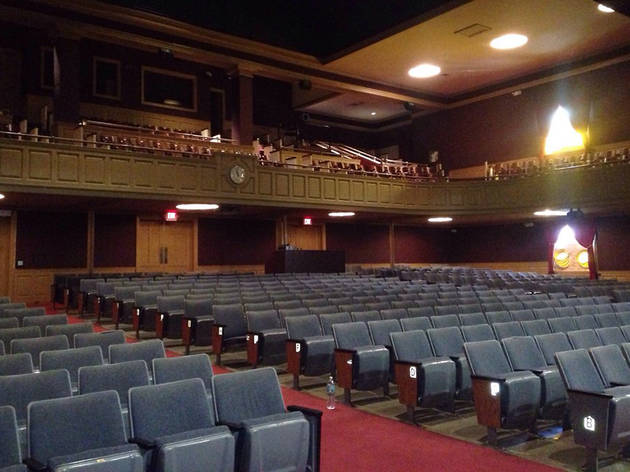 Manuel Artime Theater in Little Havana, Miami