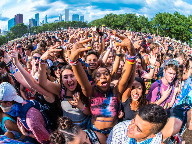 Lollapalooza tickets go on sale next Tuesday, March 20