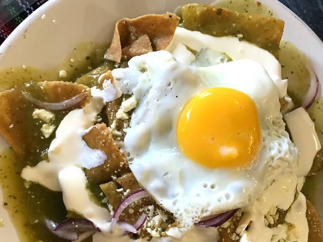 Buenas migas es un restaurante de comida mexicana