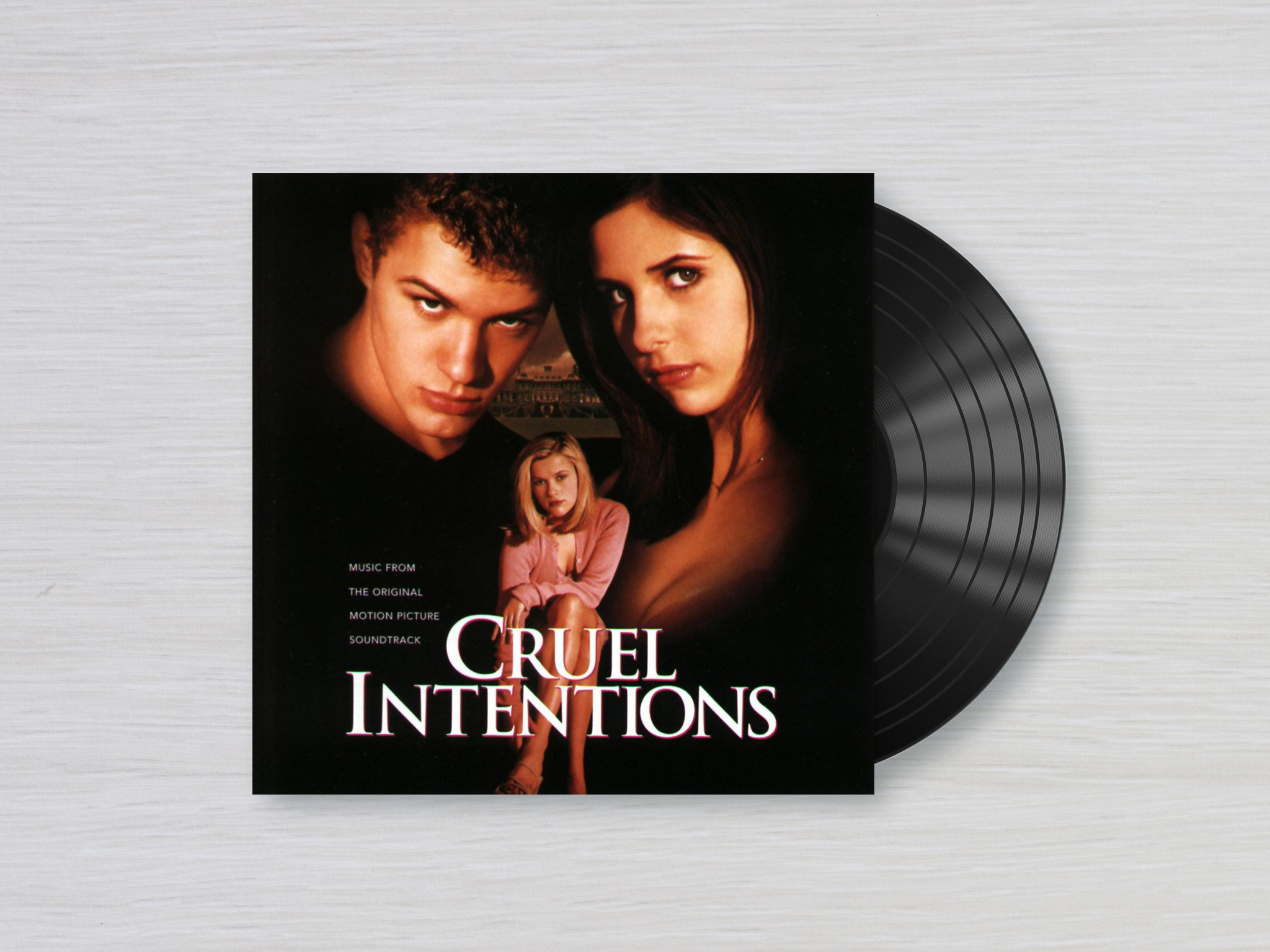 Cruel Intentions, película noventera