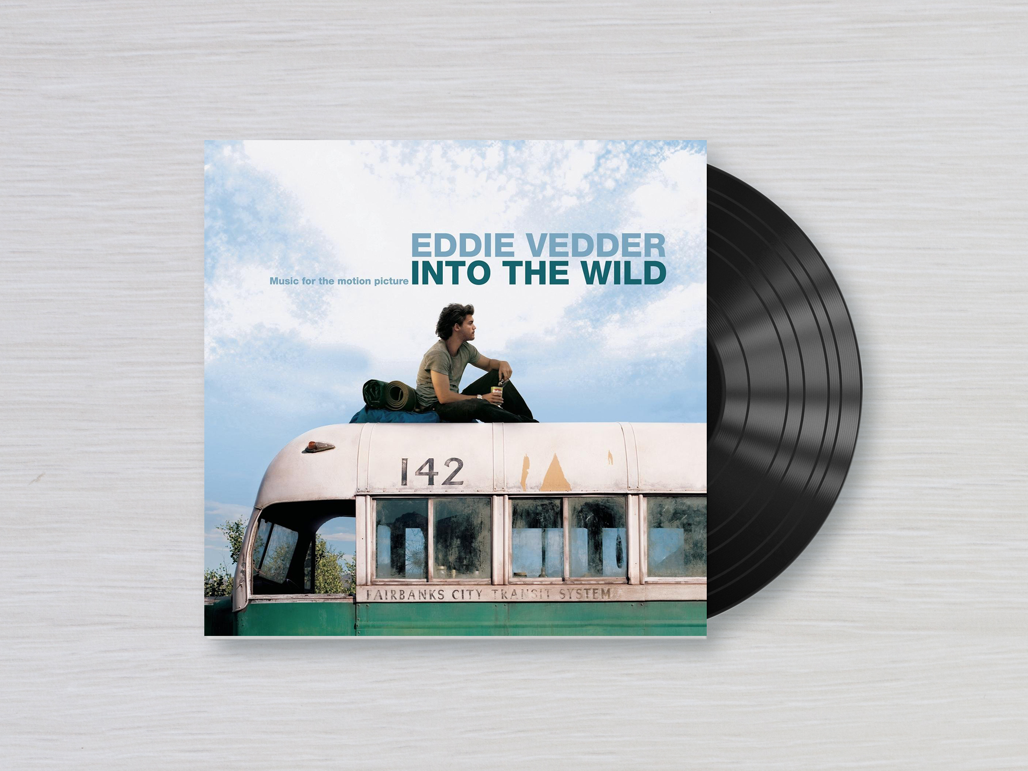 EL soundtrack de la película Into The Wild