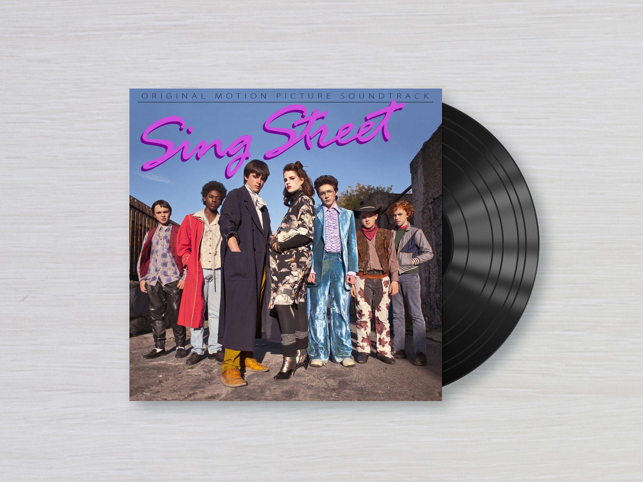 El soundtrack de Sing Street