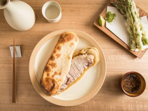 Pork loin at Sasaki