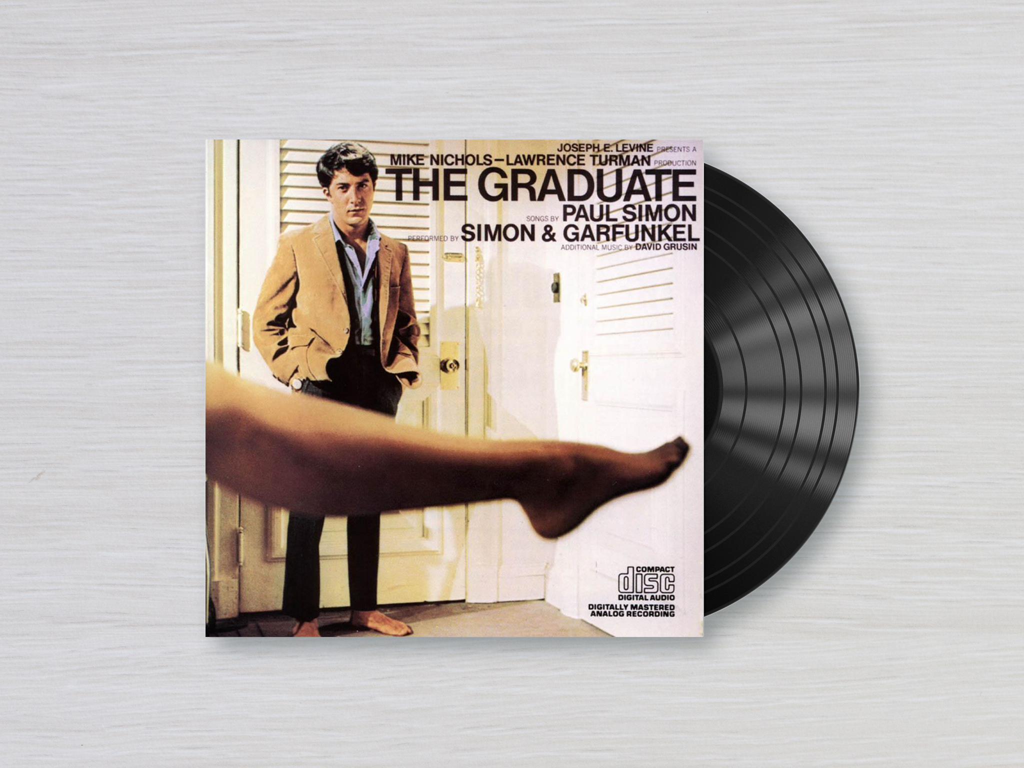 EL soundtrack de The Graduate