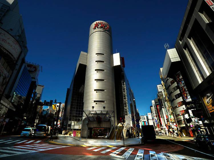渋谷、ベストショップ