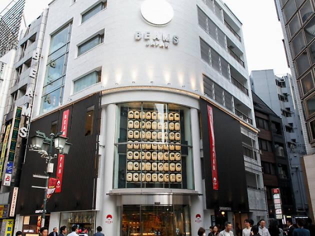新宿、ベストショップ