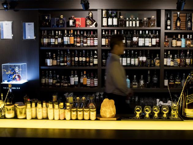 Jackson Bar, Busan's master of single malts