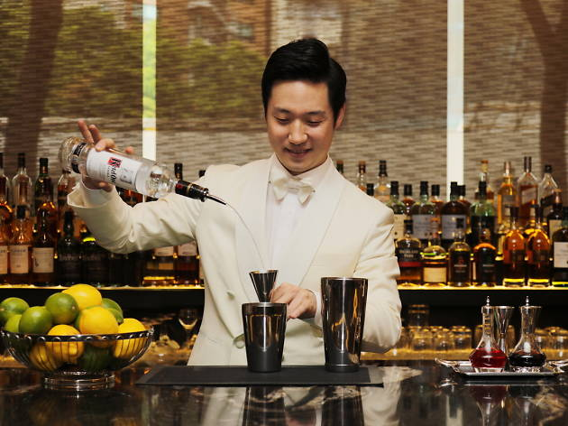 The Westin Chosun Seoul Lounge and Bar
