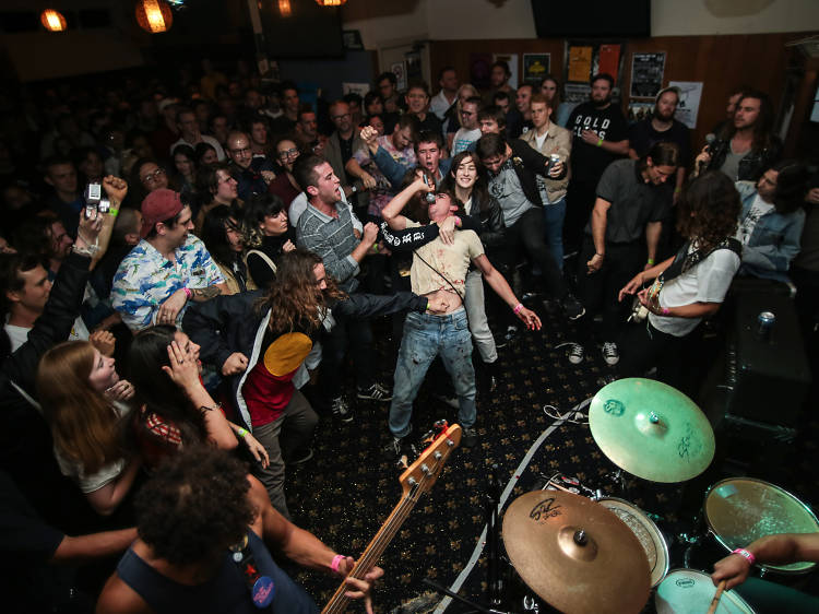 The best bars and pubs in Sydney for live music