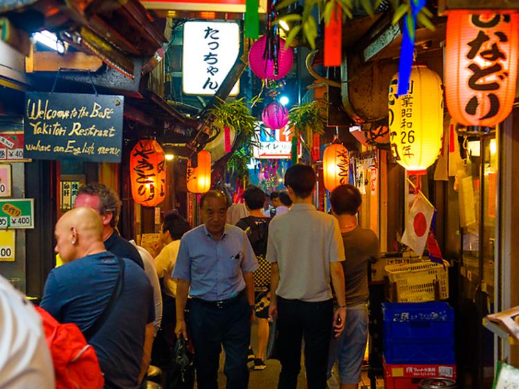 【人気記事をリニューアル】新宿で探索と発見を楽しむ。
