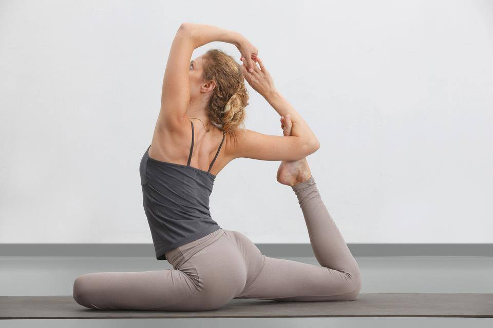 Style: Ashtanga Yoga - Personality: Craving Challenges