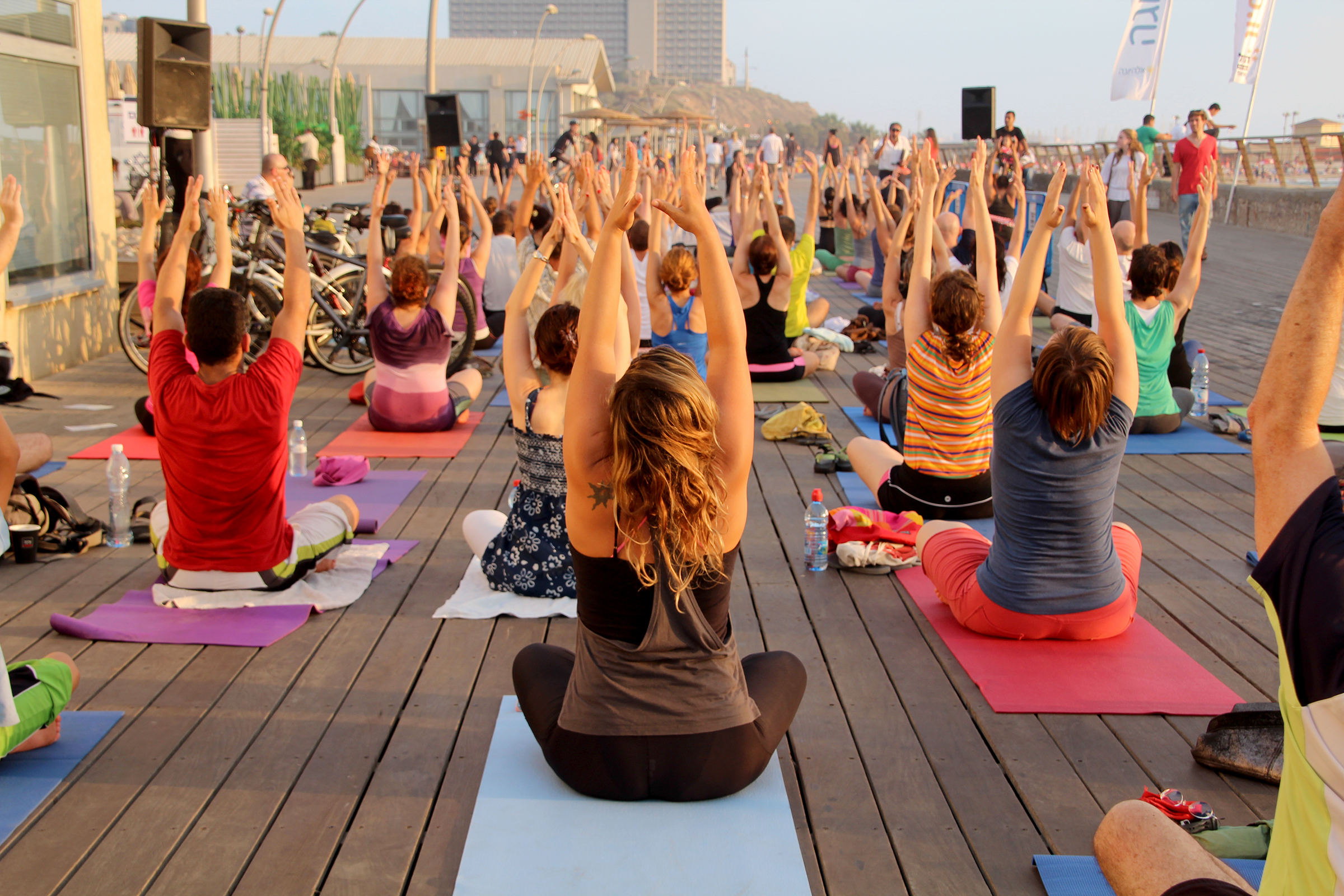 Your ultimate Tel Aviv yoga guide