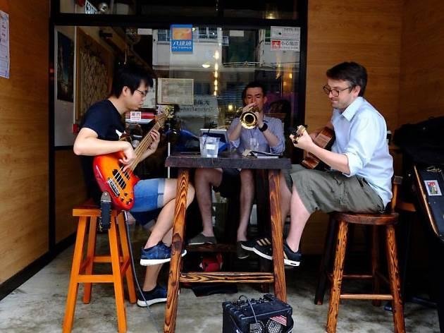 Café Sausalito
