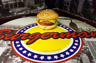 Burgerman (Sham Shui Po)
