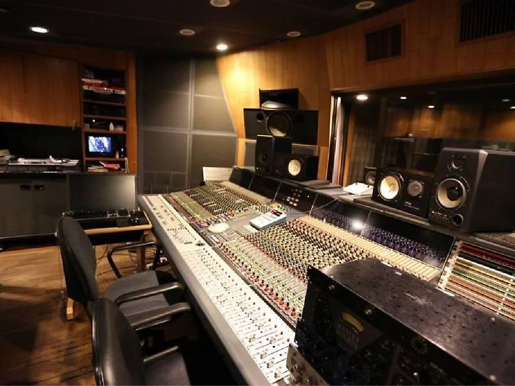 Avon Recording Studio