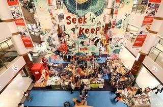 Seek & Keep bazaar