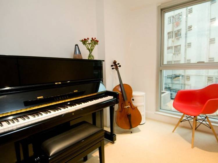 One Serviced Music Rooms