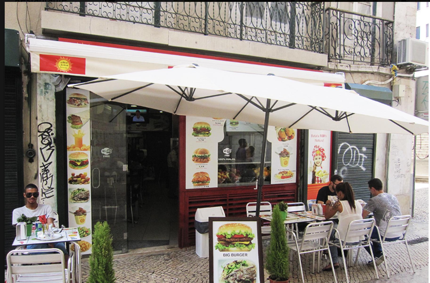Alif Kebab House