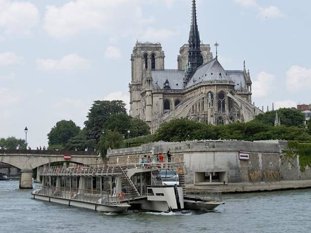 Paris river cruises