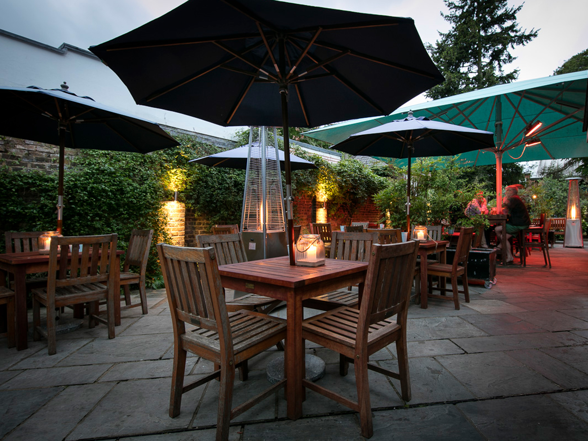 42 ace places to eat alfresco londons best outdoor restaurants