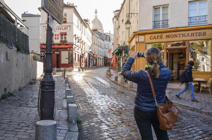 Montmartre tours