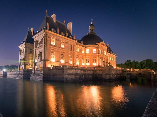 Candlelight evenings at Château de Vaux-le-Vicomte