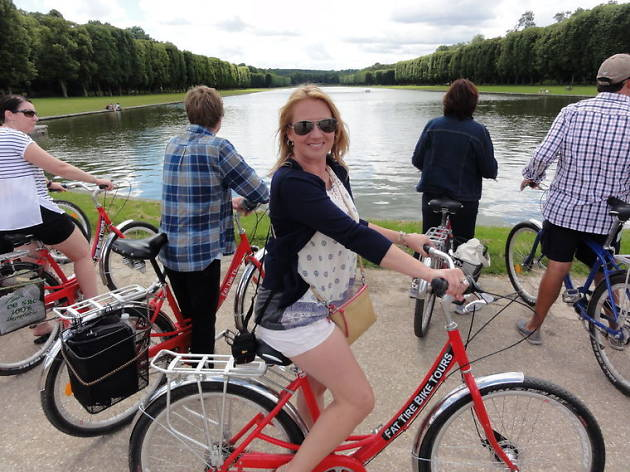 Versaille tours: Versaille by Bike