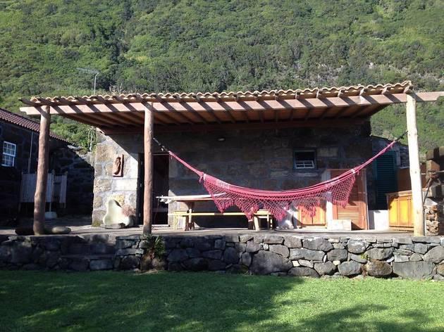 São Jorge: Casa da Caldeira