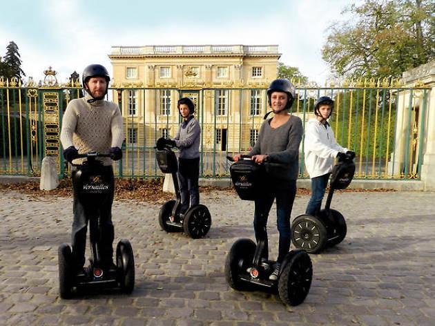 Versailles tours: Versailles Gardens Segway Tour