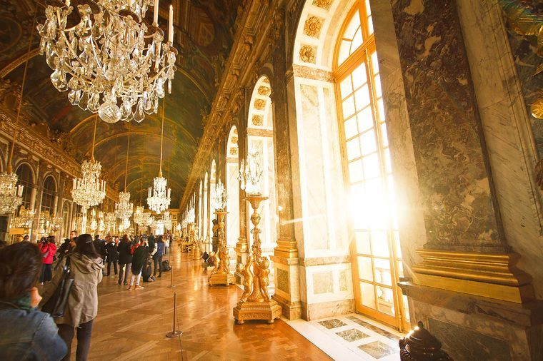 Versailles tours: Skip the Line Versailles Palace and Gardens