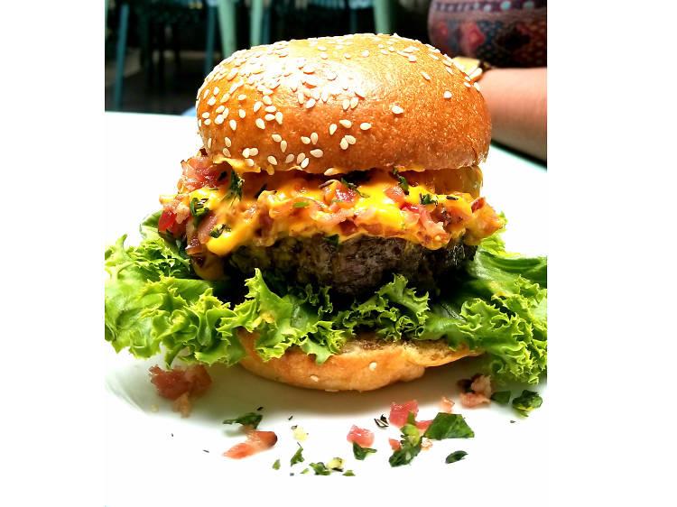 Dutch Boy Burger at Dutch Boy Burger