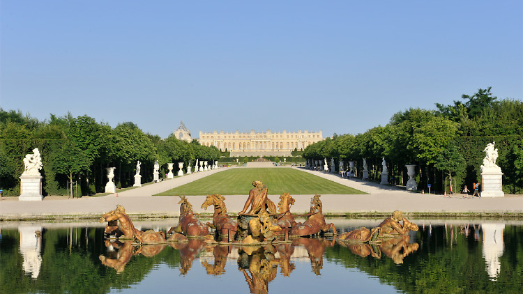 Versailles tickets and tours