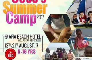Coco's Summer Camp 2017