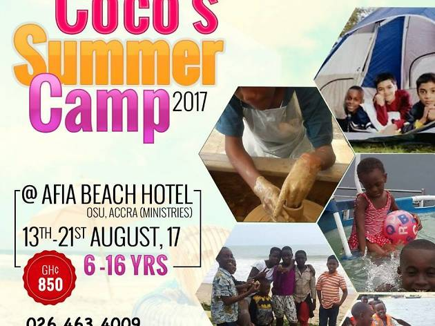 Coco's Summer Camp