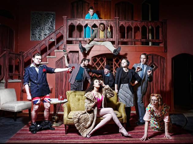 Curio Theatre Company