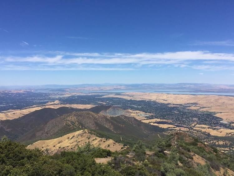 Juniper and Live Oak Campground, Mount Diablo State Park