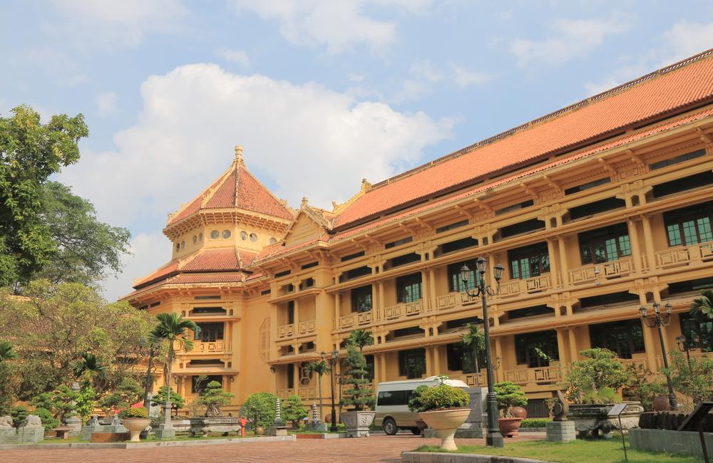 Vietnam Fine Arts Museum, Hanoi, Vietnam