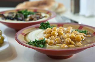Abu Gosh Hummus
