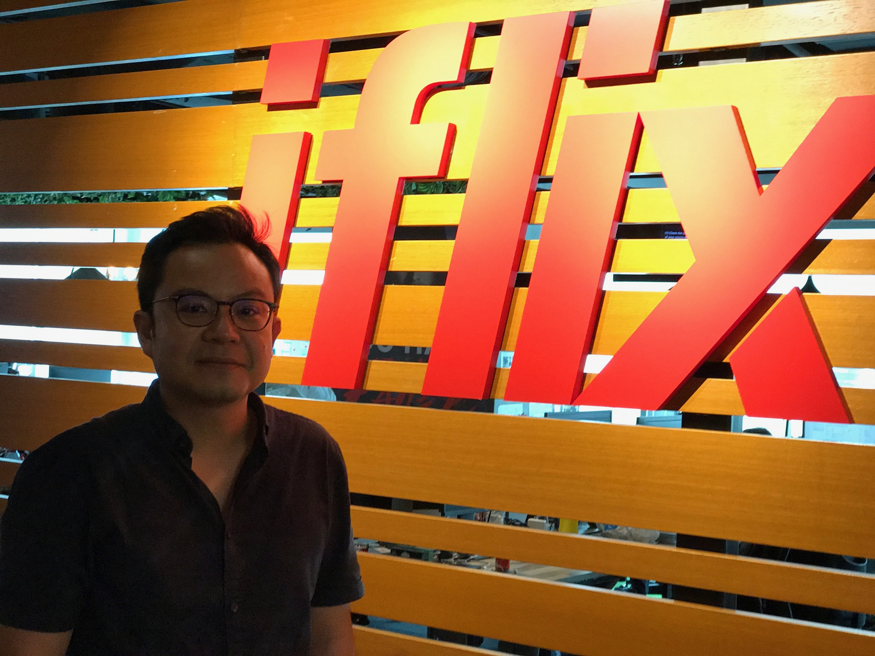 Interview: Mark Francis from iflix