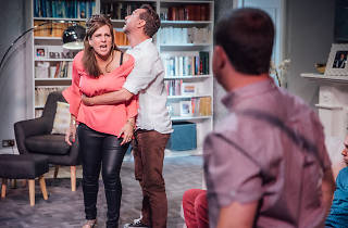 The Whip Hand, Traverse Theatre