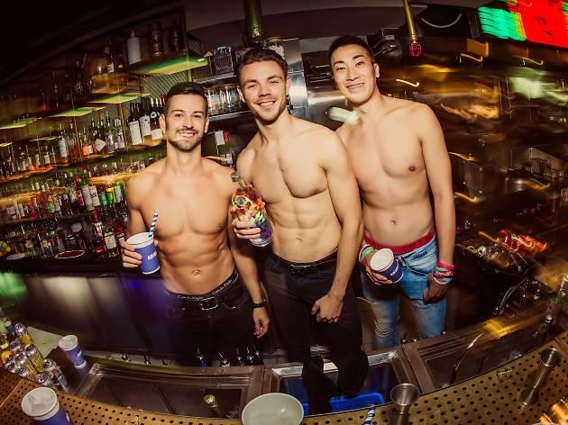 wednesgay bartenders