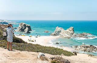 Praia da Samoqueira - Porto Covo