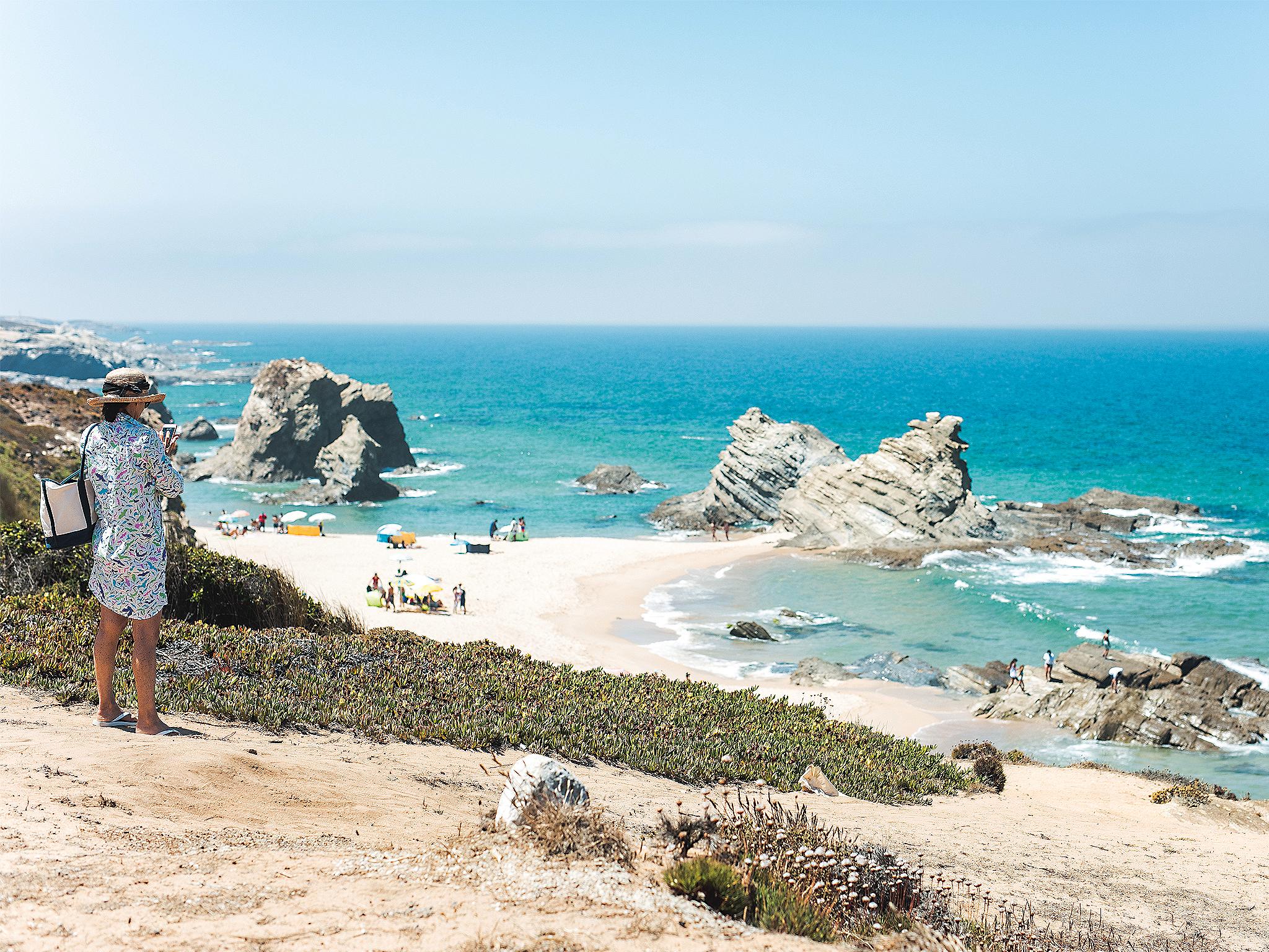 As melhores praias na Costa Alentejana