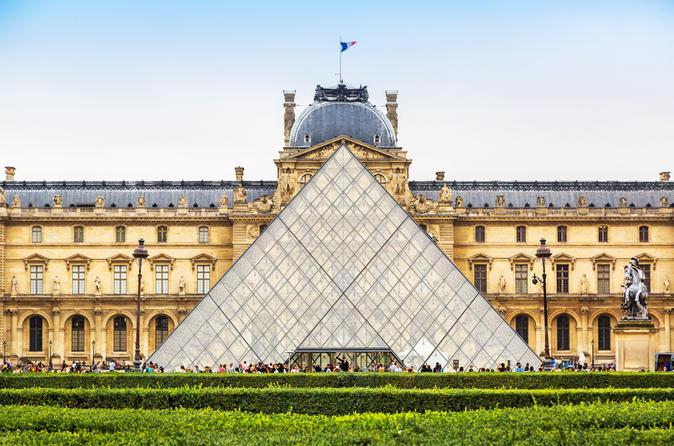 Louvre tours: Skip the Line Louvre and Seine Bus Tour